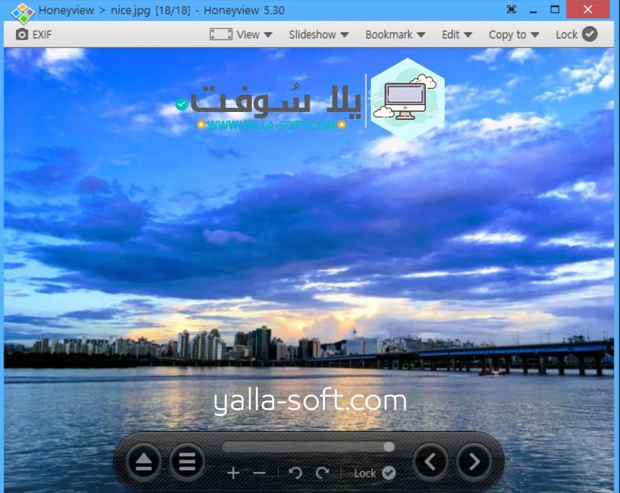 تحميل برنامج عرض وفتح الصور للكمبيوتر بجميع الصيغ Honeyview